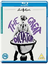 The Great Dictator: New Blu-Ray - Charlie Chaplin