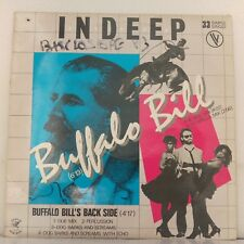 "Indeep – Buffalo Bill (Vinyl 12"", Maxi 33 Tours, Limited Edition)"