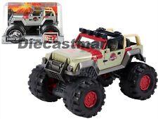 Jurassic World 1/24 '93 Jeep Wrangler Matchbox
