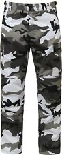 7881 Rothco City Camo BDU Pants Medium Long