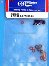 Thunder Tiger PD1881 O-Ring Bagues Amortisseurs EB4-S3 Spacer modélisme