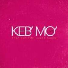 Live - That Hot Pink Blues Album - Keb Mo (2016, CD NEU)2 DISC SET