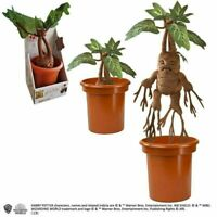 HARRY POTTER MANDRAKE ELECTRONIC INTERACTIVE PLUSH NOBLE COLLECTION BRAND NEW