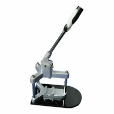 Square Shape Pin Badge Maker Machine for 50 x50mm Badge Supplies for DIY Buttons