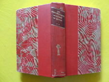 Les Trucs Erotiques du Château de Brisach 1894 2 tomes en 1 volume H. Bosc Rare