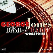 Bradley Barn Sessions, Jones George, Good CD