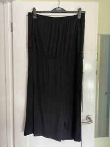 Ladies Black Peacocks Jumpsuit Size 20 New Without Tags