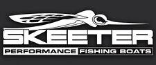 Skeeter Performance Bass Boats Logo Fishing Vinyl Decal Sticker Truck Boat
