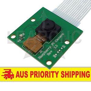 Raspberry Pi 4 3 2 Camera Module Board - 5MP - 720P @ 60 - 1080P @ 30 - AU STOCK