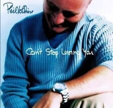 Phil Collins   Single-CD   Can't stop loving you (2002; 2 tracks, cardsleeve)