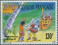 French Polynesia 1992 Sc#592,SG642 130f Sailor asking directions MNH