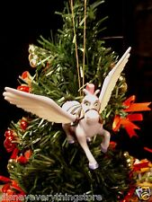 DISNEY SOFIA AND FRIENDS MINIMUS SOFIA'S WINGED HORSE CUSTOM CHRISTMAS ORNAMENT