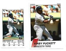 Kirby Puckett Baseball Cards For Sale Ebay