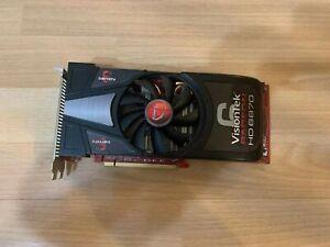 Visiontek Radeon HD 6870 2G PCI-E Video Card