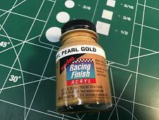 Pactra RC5210 Pearl Gold 1 oz Acrylic Racing Finish Polycarbonate Lexan
