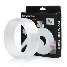Double Sided Tape Multipurpose Wall Tape Adhesive Strips Removable Transparent