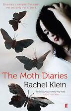 RACHEL KLEIN ___ THE MOTH DIARIES __ SHOP SOILED __ FREEPOST UK