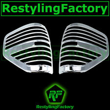 09-14 Ford F150 Truck Chrome Full Taillight Tail Light Trim Bezel Cover A Pair