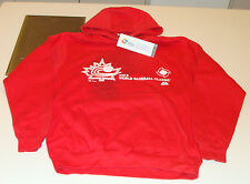 2013 World Baseball Classic Team Canada AC Change Up Sweatshirt M Hoodie WBC