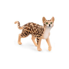 Schleich Bengal Cat Animal Figure 13918 NEW IN STOCK