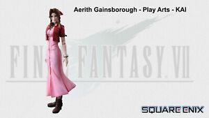Square Enix - Crisis Core Final Fantasy VII 7 Play Arts KAI Aerith Gainsborough