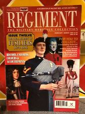 Regiment magazine 12