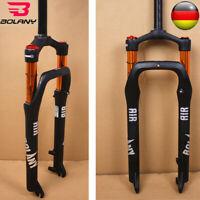 """26""""*4.0 Straight Federgabel MTB Snow Fahrrad Fat Luftfedergabel 120mm Federweg"""