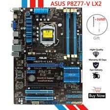 for ASUS P8Z77-V LX2 Motherboard Intel Z77 LGA 1155 DDR3 Fully Tested