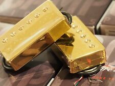 Bare Knuckle Pickups Bootcamp Old Guard Humbucker Pickup set - Gold Covers