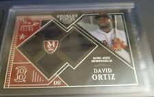 Davie Ortiz 2016 Topps Museum Quad Relic /99