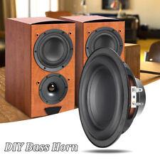 2PCS Car Super Bass Speakers Loudspeaker Stereo Horn Audio Marine Subwoofer AU