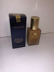 Estee Lauder DOUBLE WEAR STAY IN PLACE MAKEUP 5N2 AMBER HONEY 1oz New In Box