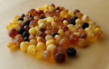 Genuine Baltic Amber - LOOSE BEADS - Jewellery Beads - Fine Jewellery FREE POST