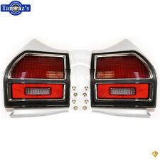 69 Chevelle Taillight Tail Light Lamp LENS BUCKET BEZEL HOUSING w/Gasket PR