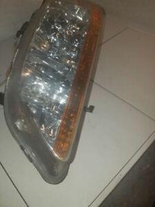 Driver Left Headlight Fits 01-02 ACCORD 273222