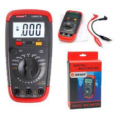 UA6013L Digital LCD Auto Range Capacitor Capacitance Tester Meter NEW