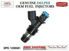 Reman x1 OEM DELPHI Fuel Injector Hummer Cadillac Chevy GMC Buick 4.8-5.3-6-6.2L