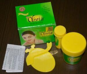 New Olivia Herb Bleach 15g / 30g / 270g Natural Herbal Skin Creme Cream Bleach