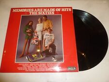 MEMORIES ARE MADE OF HITS - The Sixties - 1965 UK 24-track Double Vinyl LP
