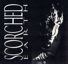 "SCORCHED EARTH - ""BULLYRAG/SEVEN DAY WAIT"" - 7"" - 1993 - GRAY VINYL!"