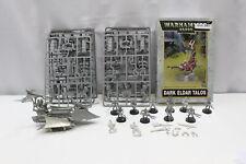 Warhammer 40k: Dark Eldar - Krieger, Jetbikes, Verwüster, Talos (U-B11S3 252655)