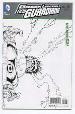 Green Lantern New Guardians #12 ~Variant~The New 52!~ (Grade 9.2 OB)