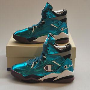 Champion Schuhe Sneaker Zone Original High Damen S10545-F18-BS013 Gr. 37