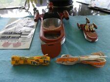1978 Star Wars Land Speeder & Other Assorted Items