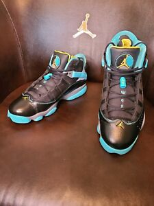 "Air Jordan 6 Rings ""Black/Gamma Blue"" (Men's Size 8.5) 🔥🔥🔥"