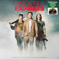 Pineapple Express Soundtrack on Green Grass Marble Vinyl 2LP RSD 2017 NEW/SEALED