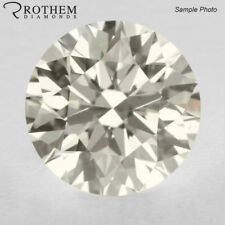 0.50 Carat L VS2 Loose Diamond Wholesale Round Brilliant Cut 29945311