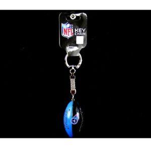 Tennessee Titans NFL Football Key Chain