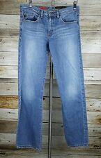Adriano Goldschmied 'The Rider' Jeans Sz 28R Distressed Wash Denim #32