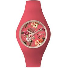 Ice-Watch ICE FLOWER Delicious Unisex Uhr Damenuhr koralle ICE.FL.DEL.U.S.15